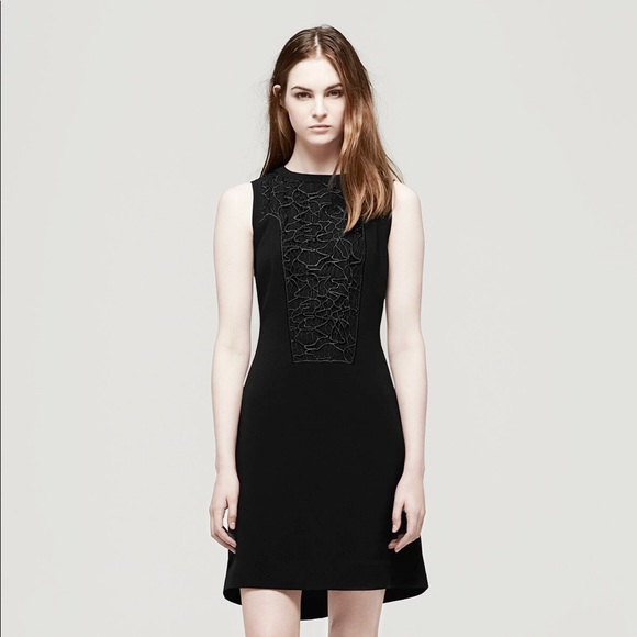 1705461a9d Rag   Bone Dress Size 10 Mijo Sheath Lace Cut Out